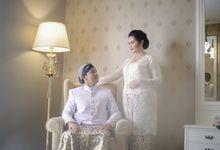 The Wedding Of A&P by Senadajiwa