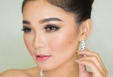 Wedding Make Up by Sissy makeup artis