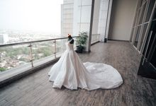 Wedding A & T by Uria Photography