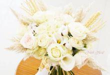 Muchtar & Feni Wedding by Frisch Florist