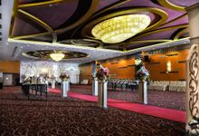 Standing Party Wedding at Angke Restaurant by Angke Restaurant & Ballroom Jakarta