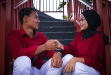 Prewedding LAELA & WAWAN by Legawa.Photoartwork