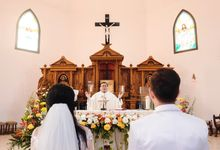 Wedding Ade & Fia by Yoni Photography