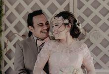 The Wedding of Riska & Tigor by aditya pictura