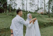Prewedding of Hery & Nafis by Moyra Photography