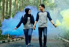 Prewedding & Wedding by Gerbang Pictures