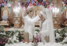 The Wedding of Fadhil & Vici by MAXIMUS Pictures