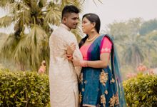 Pre Wedding Photoshoot of Vicky & Usha by Vicknesh Photography