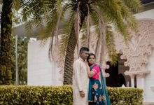 Pre Wedding Photoshoot of Vicky & Usha by Vicknesh Photography