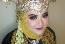Make Up Wedding Gita by Arifa Wedding Service