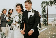 Marcia And Nicolas Wedding by Mile Photo And Videographer