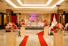 Wedding 17 November 2018 by Orchardz Hotel Jayakarta