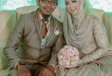Fidha&Hari Wedding by DSS Pictures