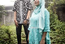 Fitri Dan Muhidin by Legawa.Photoartwork