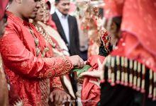wedding reseption by Artdam Photography