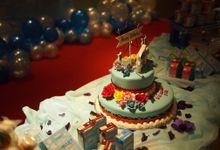 REINHART 1ST BIRTHDAY by Orchardz Hotel Jayakarta