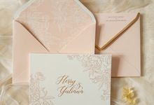 Herry & Yuliana by Meltiq Invitation