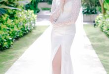 Hotel Mulia Bali Wedding Lala Reza by Rosemerry Pictures