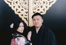prewedding japang Asiong & Donna by Rosemerry Pictures