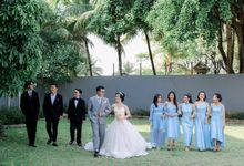 Wedding Dea & Indra by INSIDE PICTURE