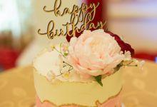 Mandarin Oriental - Birthday Oma Liu Tjhin Fung by Matteo Wedding Organizer