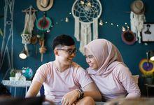 Pre Wedding A & F by Lintang Rinukti