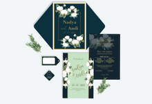 Undangan Ekslusif by Aura: Undangan Pernikahan | Wedding Invitation