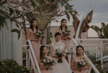 Lucas & Wanyu Wedding at Latitude Villa Bali by AKSA Creative