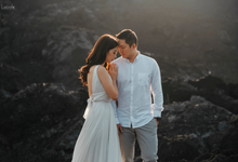 Prewedding at Bali (Shendy Fanny) by Luciole Photography