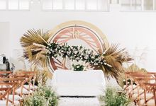 The Wedding of Lucky & Ericia by Elior Design