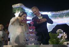 Wedding Day of Warren & Lucy by D'banquet Pantai Mutiara