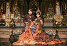 Balinese Prewedding of Yogi & Dewi by Alomora
