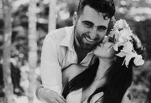 Luis & Precious Intimate Beach Wedding by Mot Rasay Photography