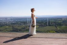 Wedding on the Top of Vienna by Michele Agostinis Photographer