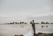 Ajung and Santy by Lujianxing Photography & Videography