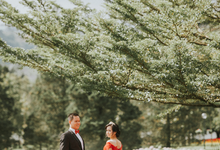 Jeffry and Mega by Lujianxing Photography & Videography