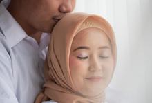 Postwedding Dian & Galih by Lumi Pictures