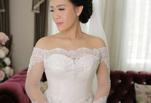 Wedding Day Ryan and Acintya by Luminous Bridal Boutique