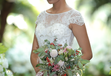 Photo Project for Klub Kelapa Gading by Luminous Bridal Boutique