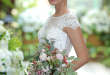 Photo Project for Klub Kelapa Gading by Luminous Bridal Boutique