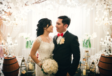 Wedding Day Dennise and Chitra by Luminous Bridal Boutique