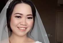 """Our Beautiful Bride on Dec 2nd 2017 """"Ricka"""" by Luminous Bridal Boutique"""