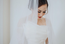 Wedding day Rudy and Eunike by Luminous Bridal Boutique