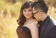 Prewed Faulince and Ray by Luminous Bridal Boutique