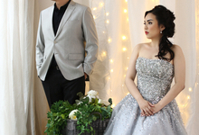 Prewed Ridwan and Paula by Luminous Bridal Boutique