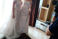 Beautiful Bride Novie by Luminous Bridal Boutique