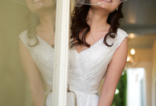 Our Beautiful Bride Chaterine Tanuwijaya by Luminous Bridal Boutique