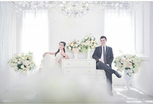 Prewed Feibry and Michal by Luminous Bridal Boutique