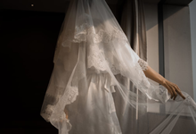 Wedding Day Paul and Chriswanti by Luminous Bridal Boutique