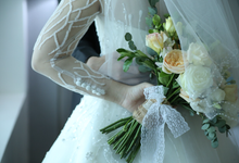 Wedding Day Bernard and Lusiana by Luminous Bridal Boutique
